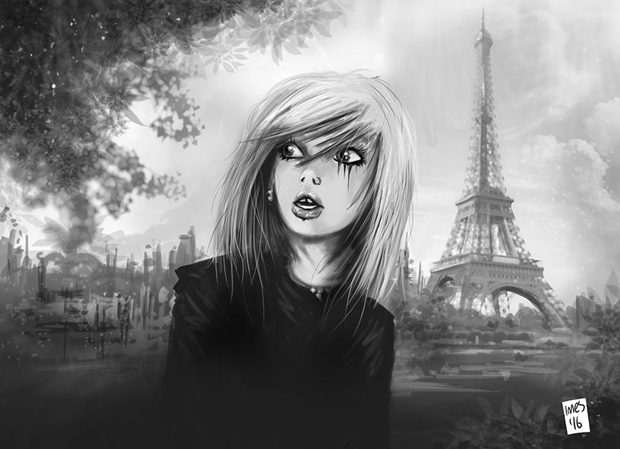 A Paris Girl